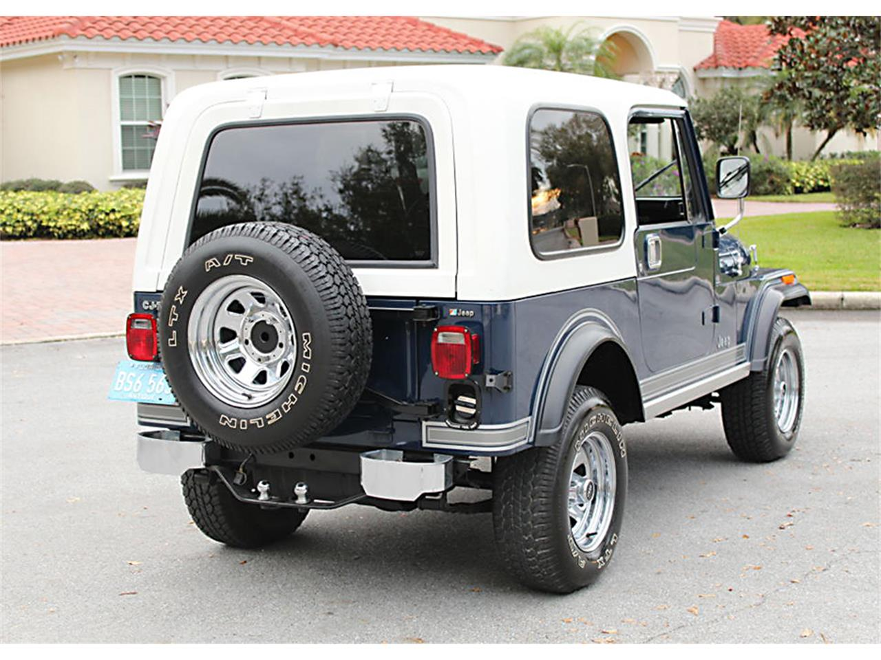 Large Picture of 1981 CJ7 Offered by MJC Classic Cars - PH46