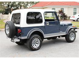 Picture of 1981 Jeep CJ7 located in Florida Offered by MJC Classic Cars - PH46