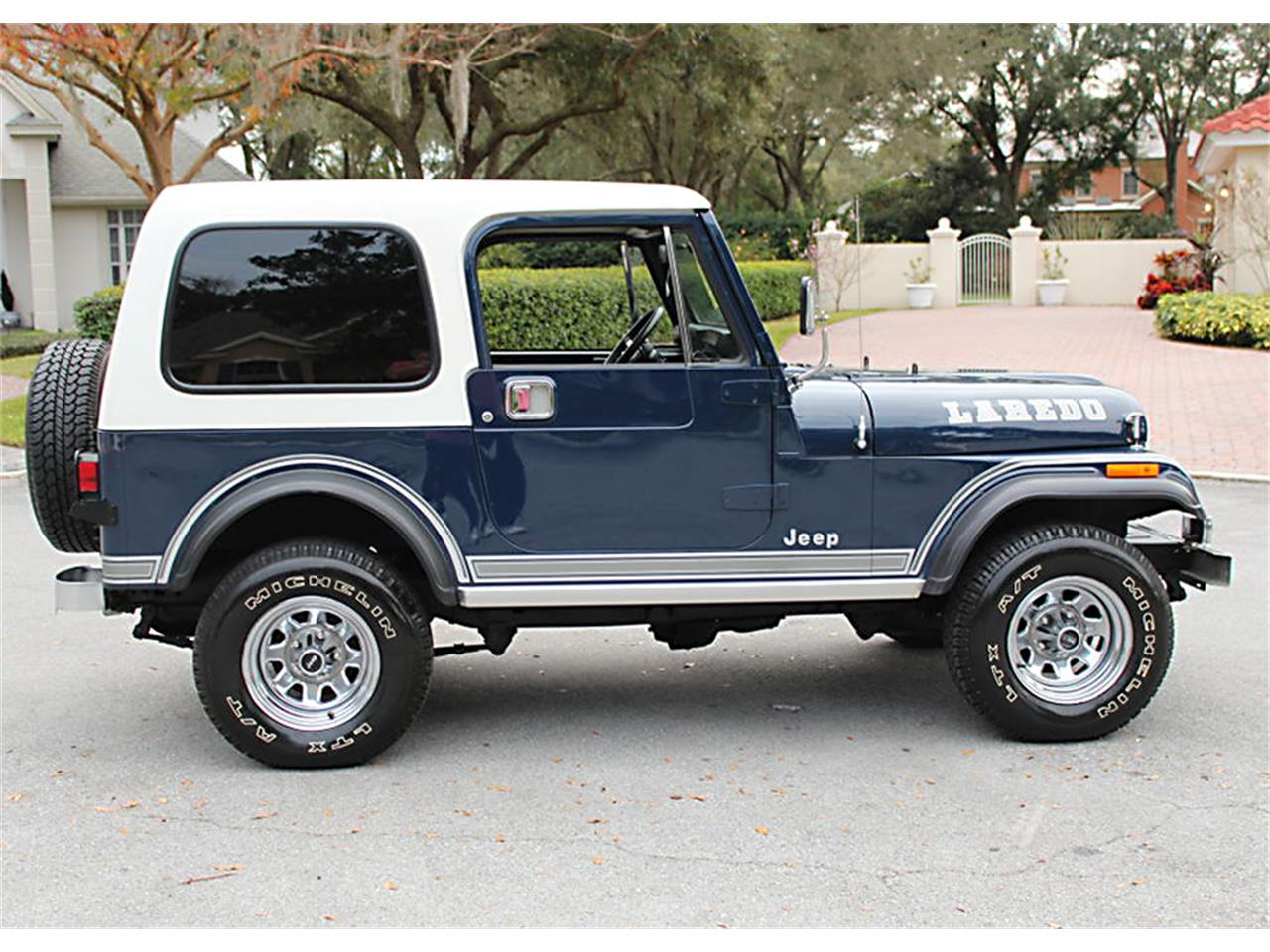 Large Picture of '81 CJ7 located in Lakeland Florida - PH46