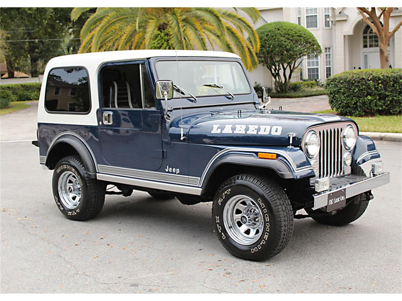 Large Picture of '81 CJ7 located in Florida - $39,500.00 Offered by MJC Classic Cars - PH46