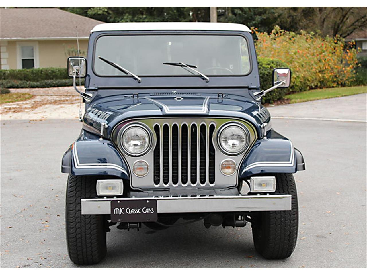Large Picture of '81 Jeep CJ7 located in Lakeland Florida - $39,500.00 - PH46