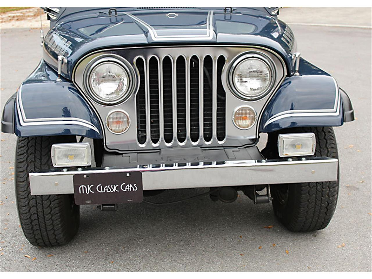 Large Picture of 1981 CJ7 - $39,500.00 - PH46