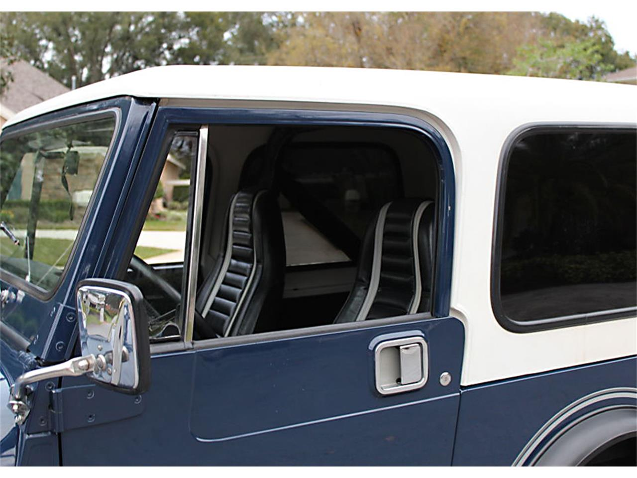 Large Picture of '81 Jeep CJ7 Offered by MJC Classic Cars - PH46