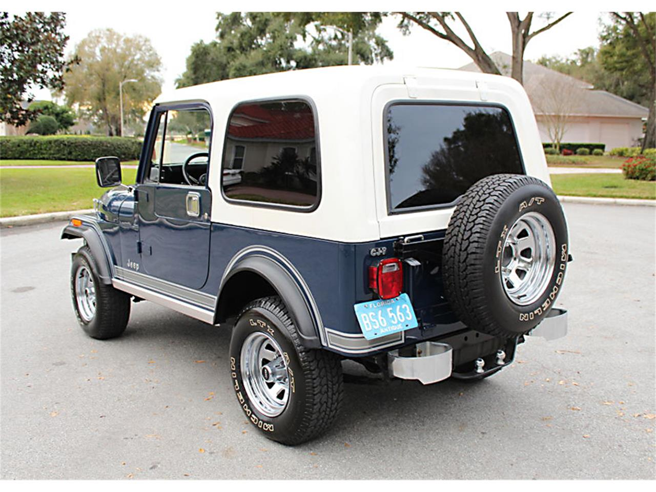 Large Picture of '81 CJ7 - PH46