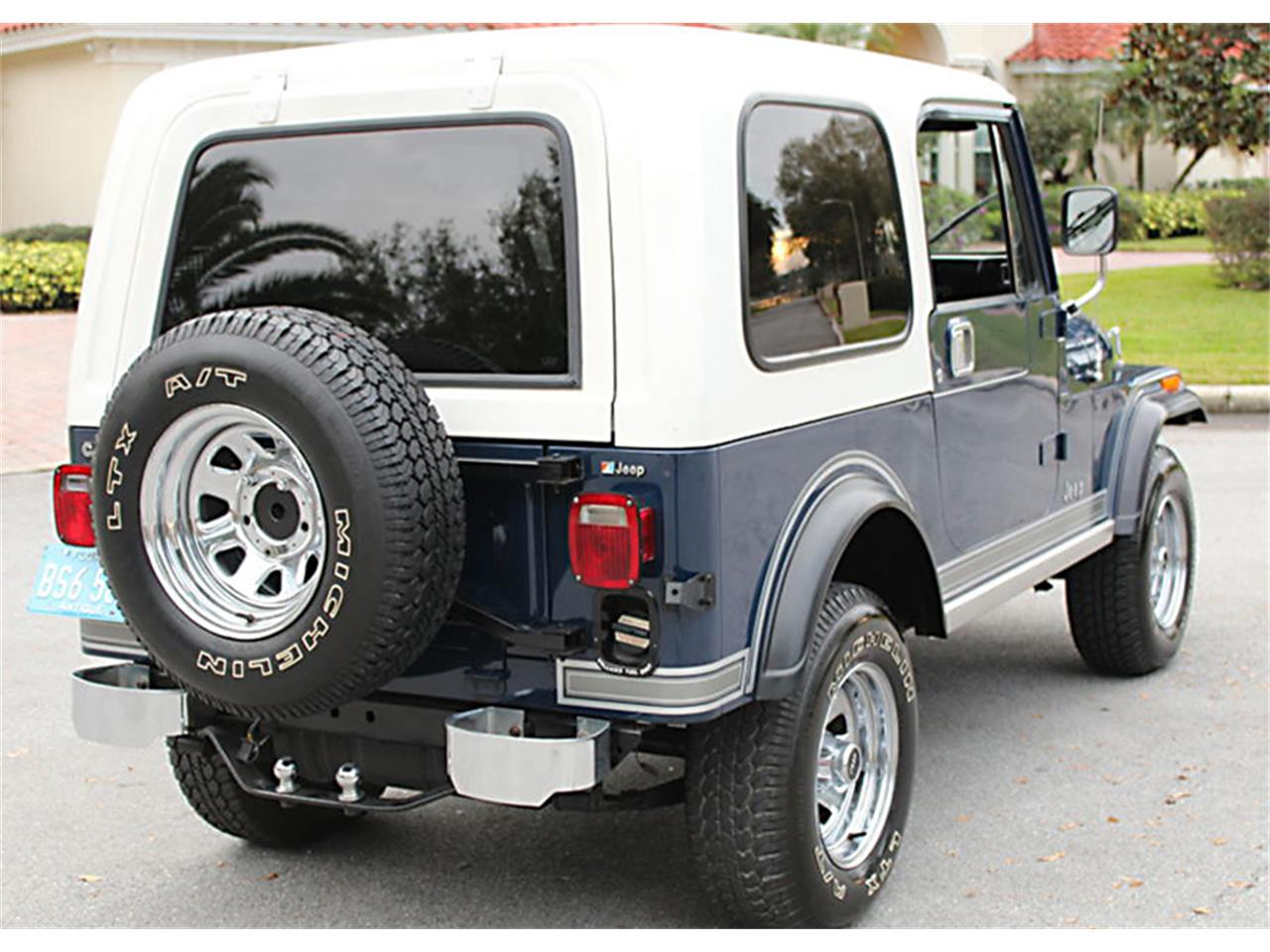 Large Picture of '81 CJ7 located in Lakeland Florida - $39,500.00 - PH46