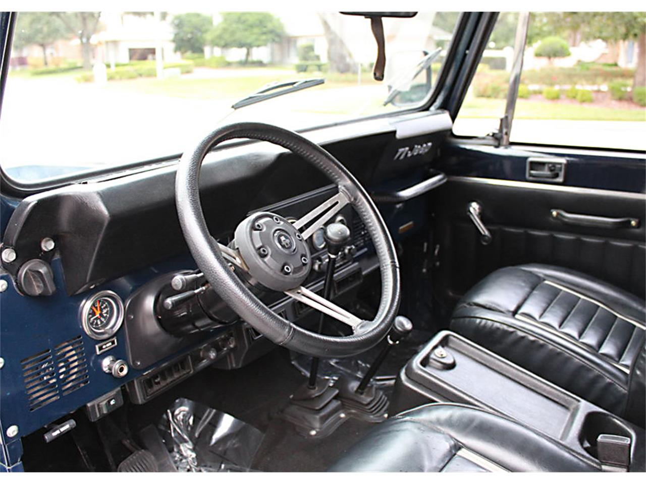 Large Picture of '81 CJ7 located in Florida Offered by MJC Classic Cars - PH46