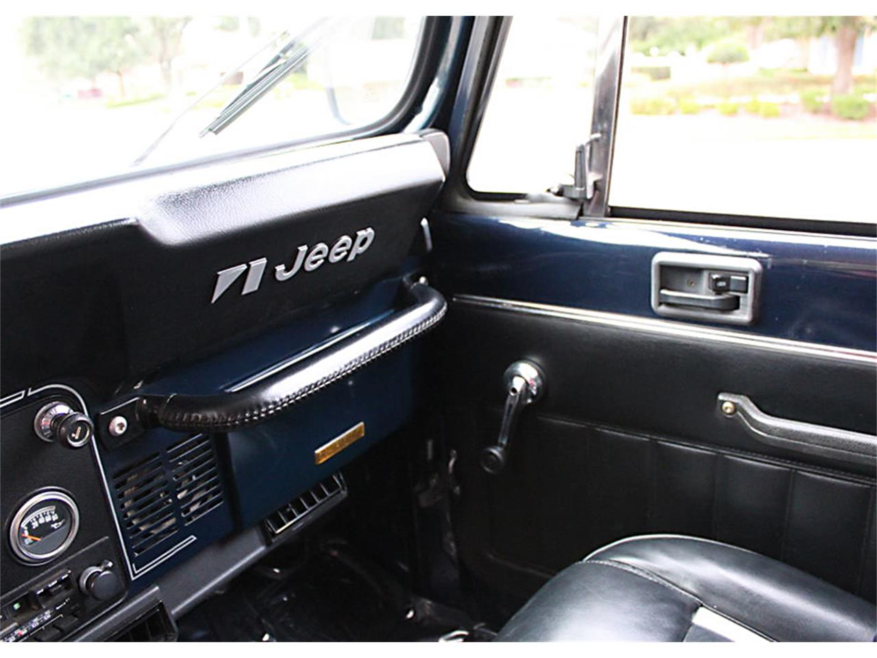 Large Picture of 1981 Jeep CJ7 located in Florida Offered by MJC Classic Cars - PH46