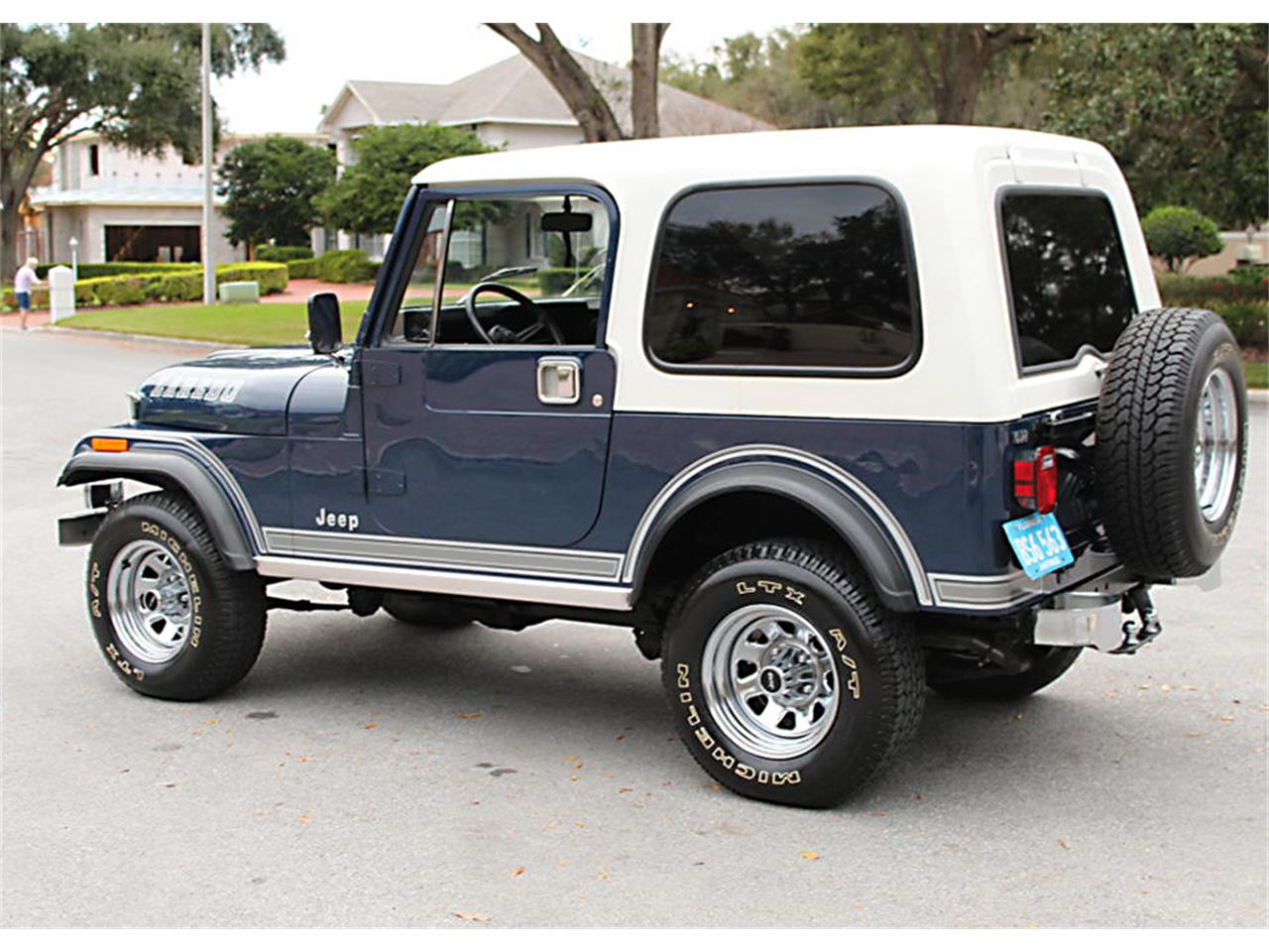 Large Picture of '81 CJ7 - $39,500.00 - PH46