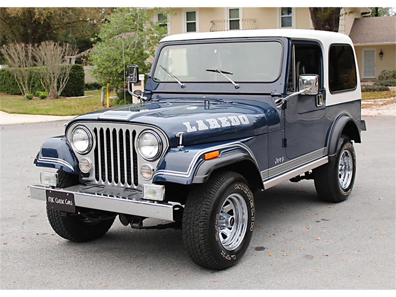 Large Picture of 1981 Jeep CJ7 - $39,500.00 - PH46
