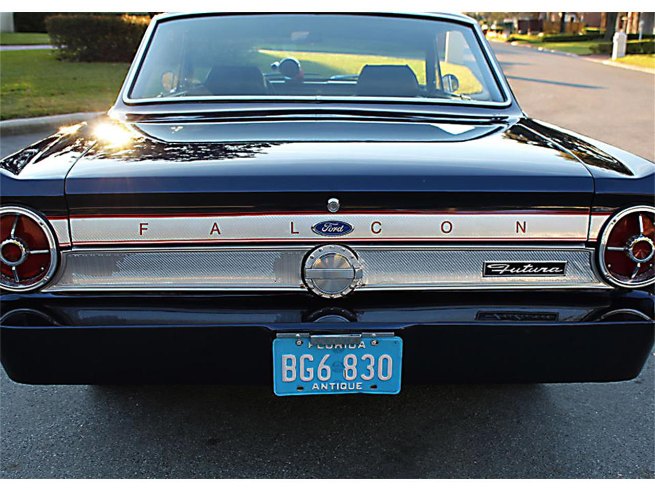 Large Picture of Classic '65 Falcon - PH47