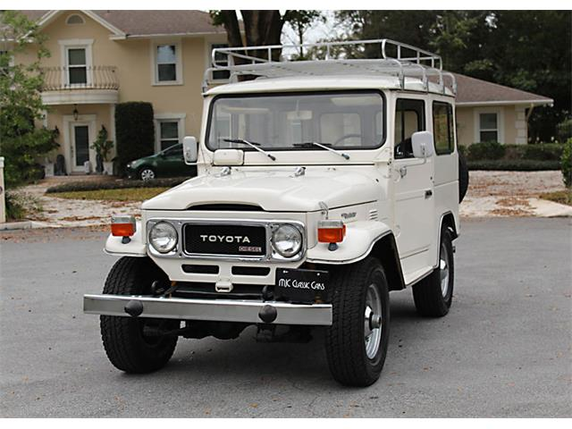 Picture of '81 Toyota Land Cruiser FJ - $42,500.00 Offered by  - PH49