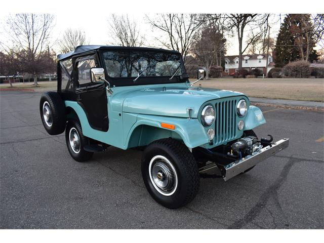 Picture of Classic '70 CJ5 located in Boise Idaho - $18,900.00 - PH4A