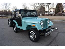 Picture of Classic 1970 CJ5 Offered by Ross's Valley Auto Sales - PH4A