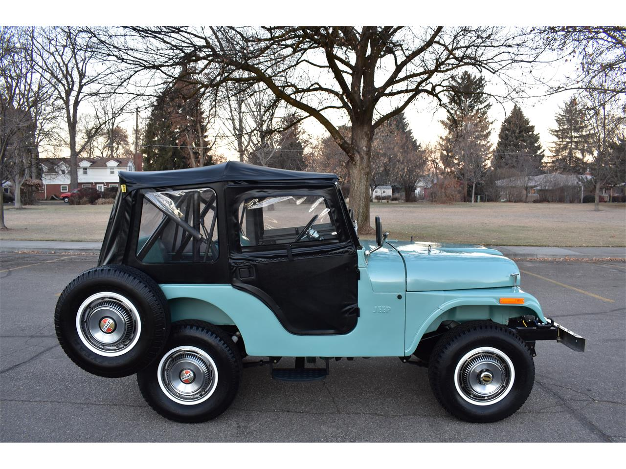 Large Picture of Classic '70 Jeep CJ5 Offered by Ross's Valley Auto Sales - PH4A