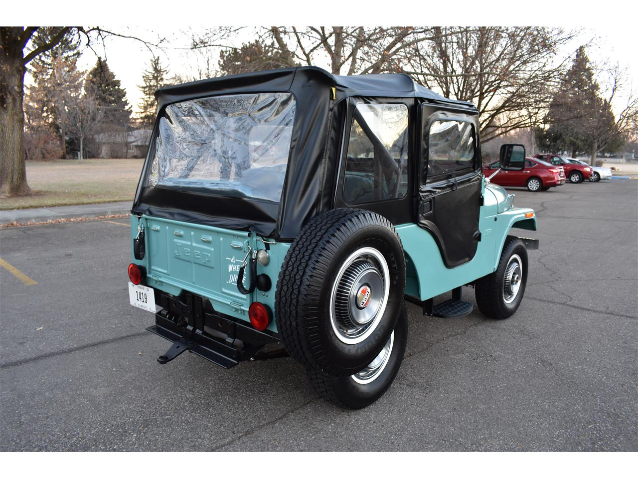 Large Picture of Classic '70 Jeep CJ5 located in Boise Idaho - $18,900.00 - PH4A