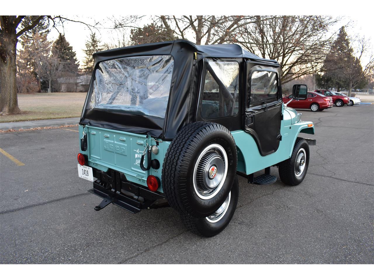 Large Picture of 1970 Jeep CJ5 located in Boise Idaho - $18,900.00 Offered by Ross's Valley Auto Sales - PH4A