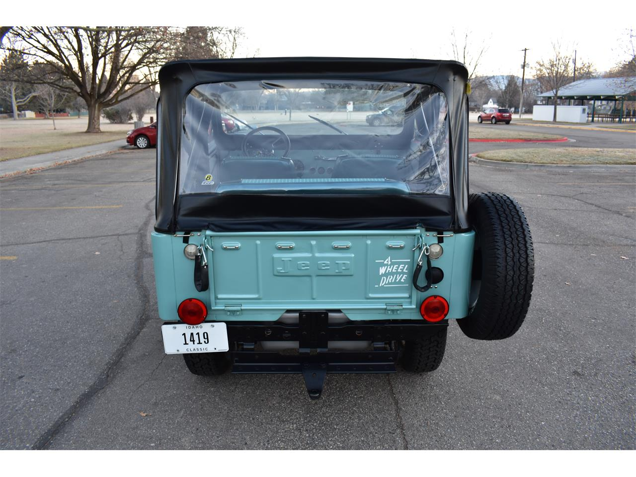 Large Picture of 1970 CJ5 located in Idaho Offered by Ross's Valley Auto Sales - PH4A