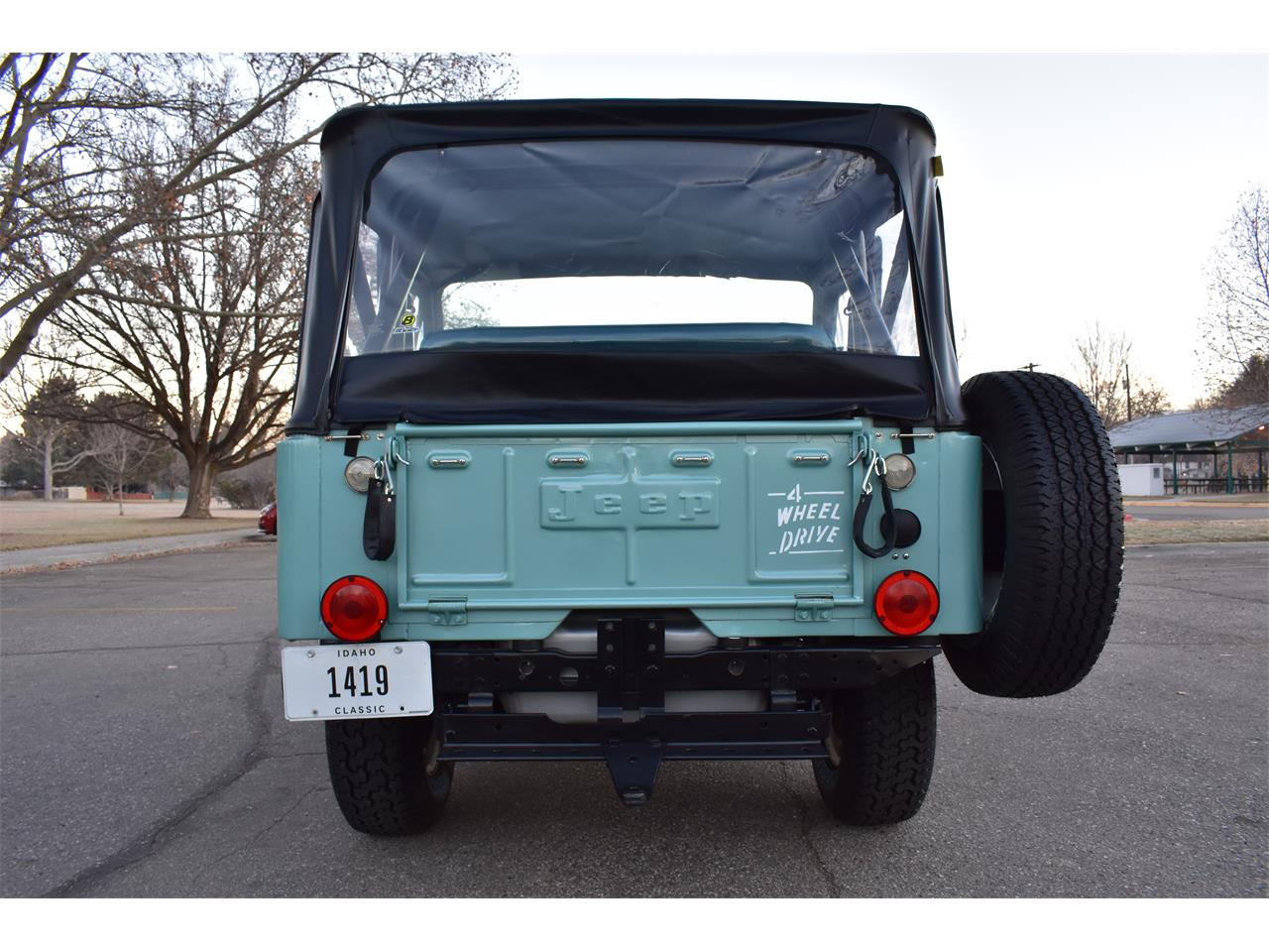 Large Picture of Classic '70 CJ5 located in Idaho - $18,900.00 Offered by Ross's Valley Auto Sales - PH4A