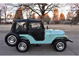 Picture of '70 Jeep CJ5 located in Boise Idaho - $18,900.00 Offered by Ross's Valley Auto Sales - PH4A