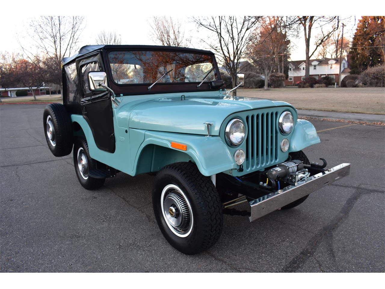 Large Picture of Classic '70 CJ5 located in Idaho - PH4A