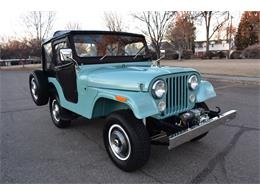 Picture of Classic 1970 CJ5 located in Idaho - $18,900.00 Offered by Ross's Valley Auto Sales - PH4A