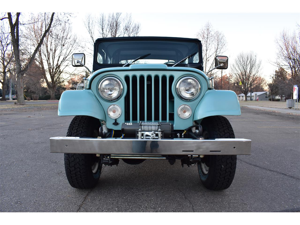 Large Picture of 1970 Jeep CJ5 Offered by Ross's Valley Auto Sales - PH4A