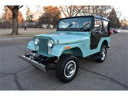 Picture of 1970 Jeep CJ5 - $18,900.00 Offered by Ross's Valley Auto Sales - PH4A