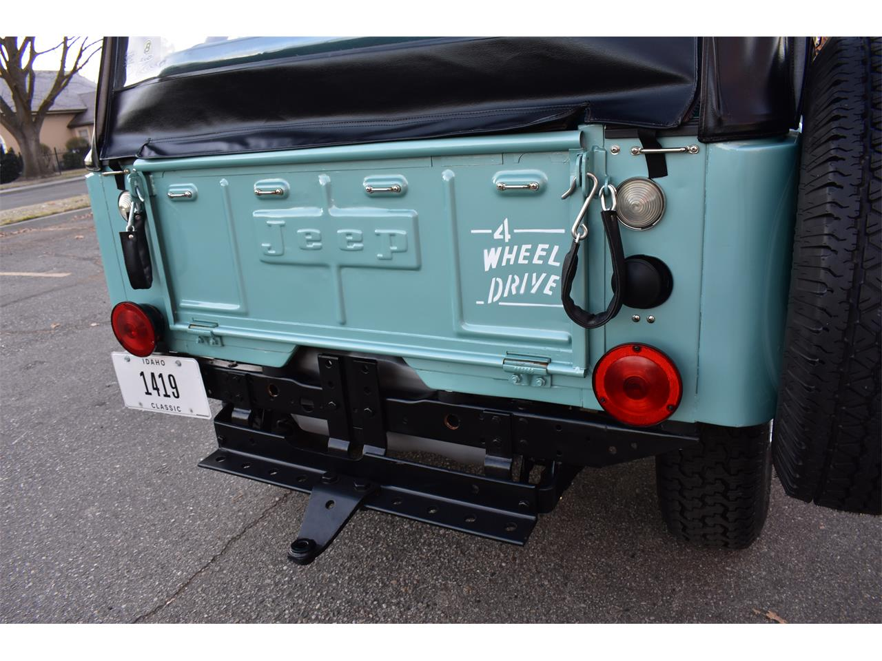 Large Picture of Classic 1970 Jeep CJ5 located in Idaho - $18,900.00 - PH4A