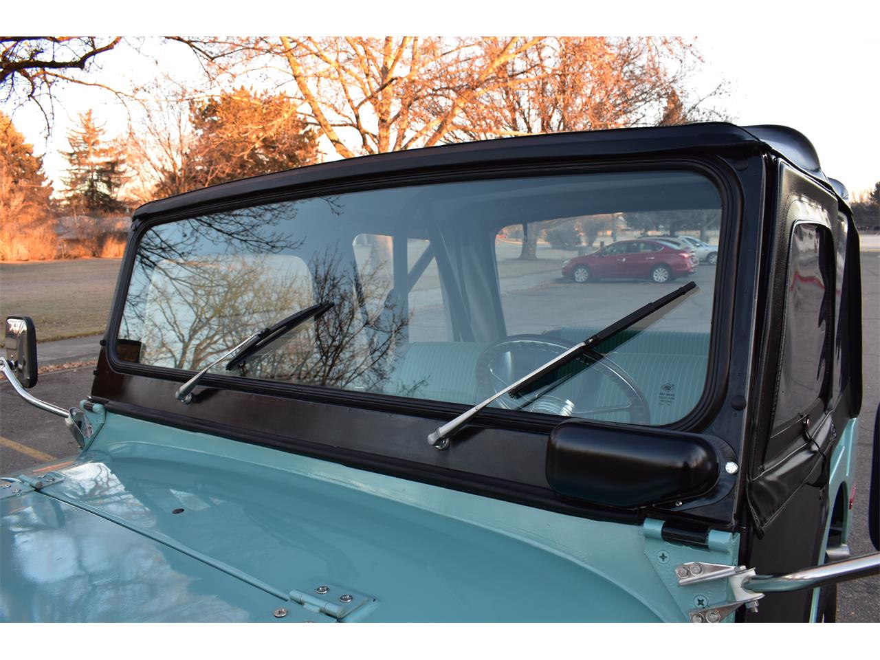 Large Picture of Classic 1970 CJ5 located in Boise Idaho Offered by Ross's Valley Auto Sales - PH4A