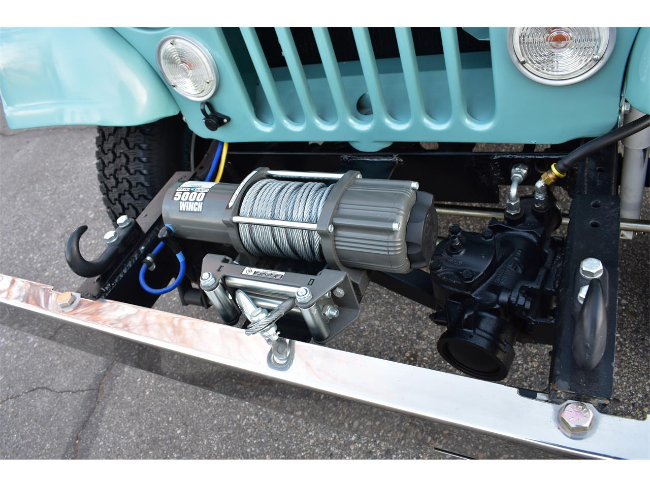 Large Picture of Classic 1970 CJ5 - PH4A