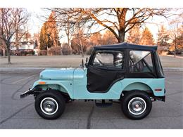 Picture of '70 Jeep CJ5 located in Boise Idaho - PH4A