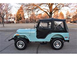 Picture of Classic 1970 Jeep CJ5 - $18,900.00 Offered by Ross's Valley Auto Sales - PH4A