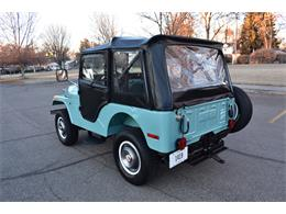Picture of 1970 CJ5 located in Idaho - PH4A