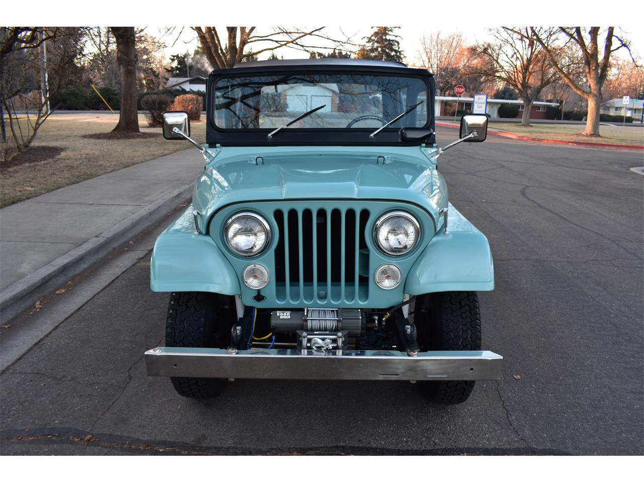 Large Picture of Classic '70 CJ5 located in Boise Idaho - $18,900.00 Offered by Ross's Valley Auto Sales - PH4A
