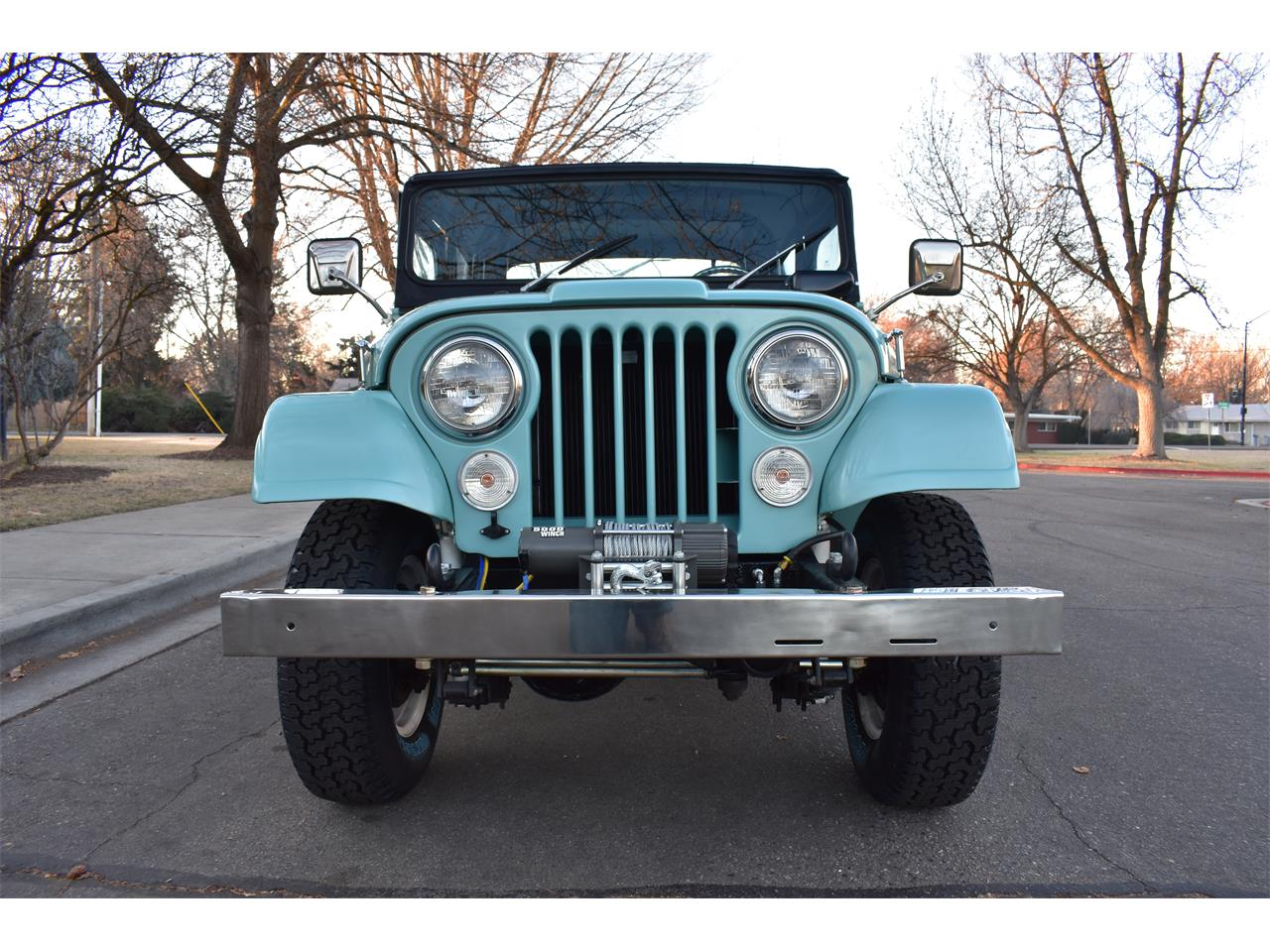 Large Picture of 1970 Jeep CJ5 - $18,900.00 Offered by Ross's Valley Auto Sales - PH4A
