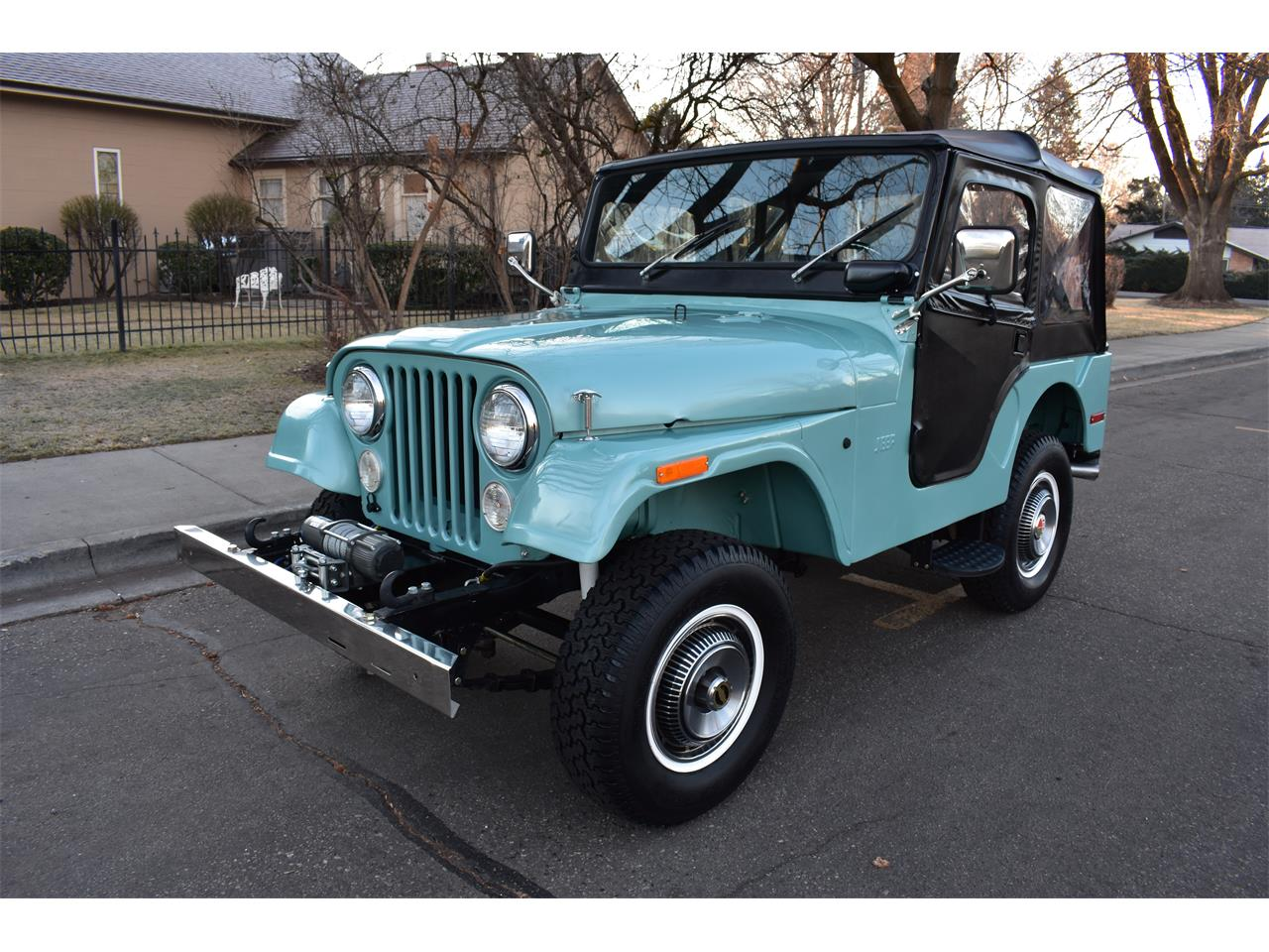 Large Picture of '70 CJ5 located in Boise Idaho - $18,900.00 - PH4A