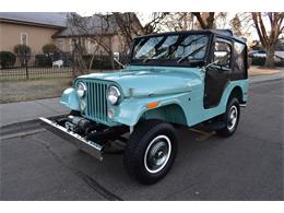 Picture of 1970 CJ5 located in Boise Idaho - $18,900.00 Offered by Ross's Valley Auto Sales - PH4A