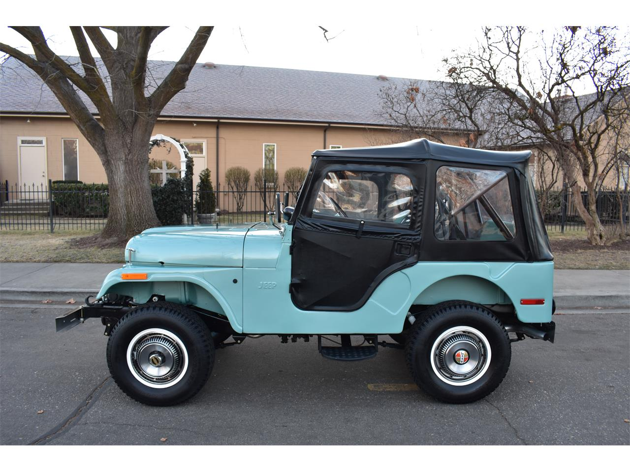 Large Picture of Classic '70 Jeep CJ5 - $18,900.00 Offered by Ross's Valley Auto Sales - PH4A