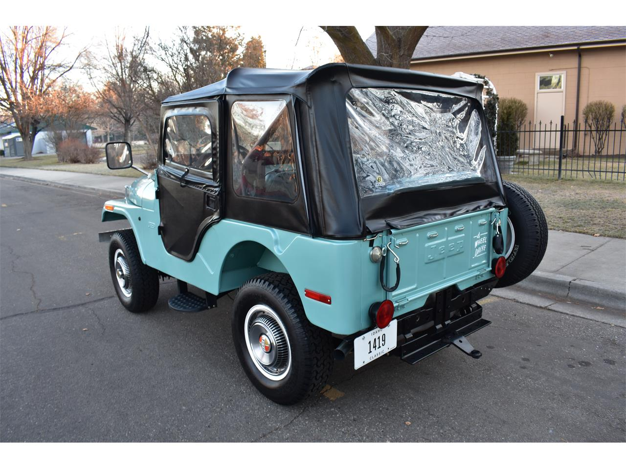Large Picture of '70 Jeep CJ5 located in Idaho - $18,900.00 Offered by Ross's Valley Auto Sales - PH4A