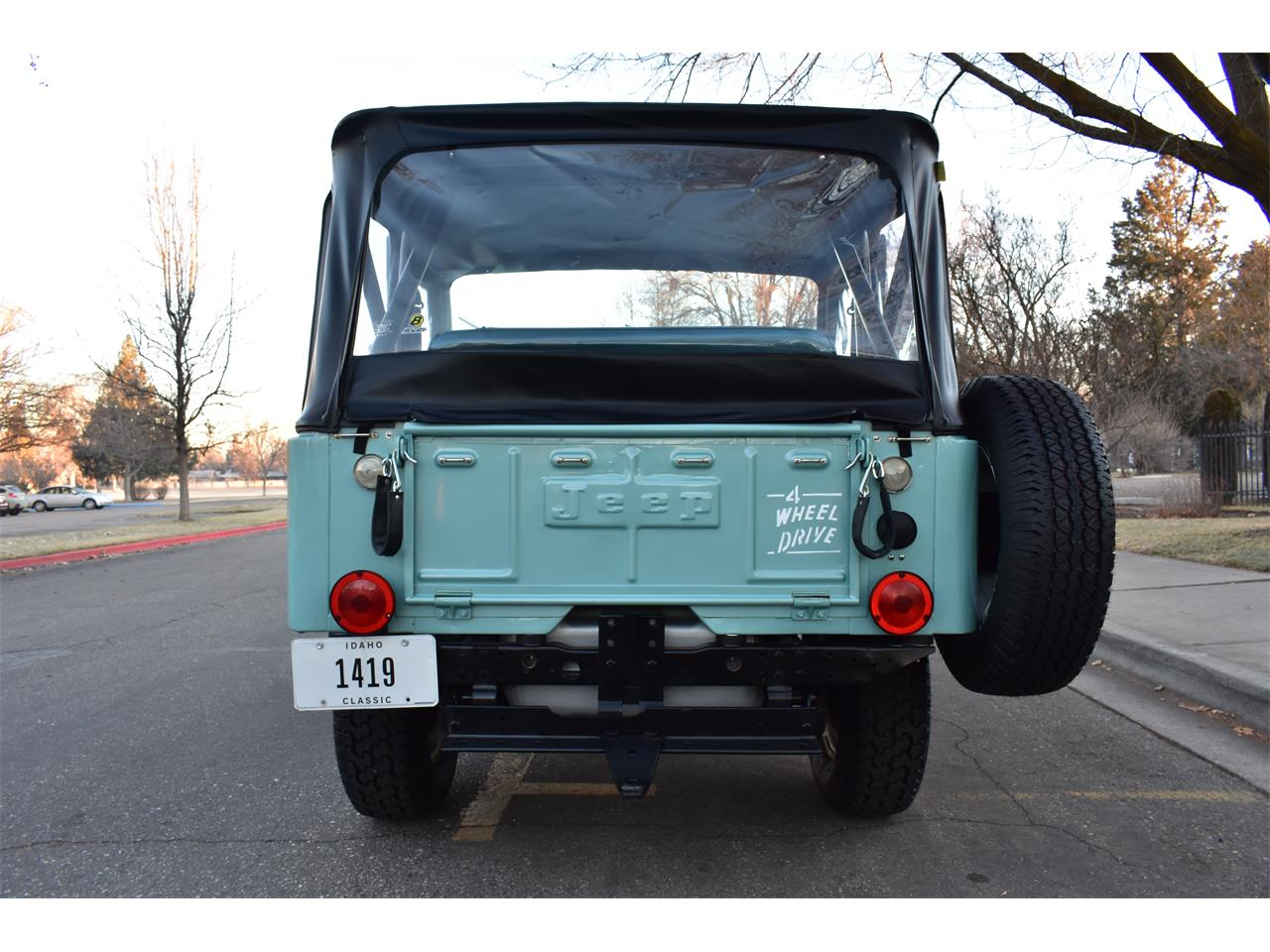 Large Picture of 1970 Jeep CJ5 located in Idaho Offered by Ross's Valley Auto Sales - PH4A