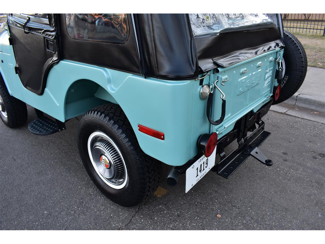Large Picture of Classic '70 CJ5 Offered by Ross's Valley Auto Sales - PH4A