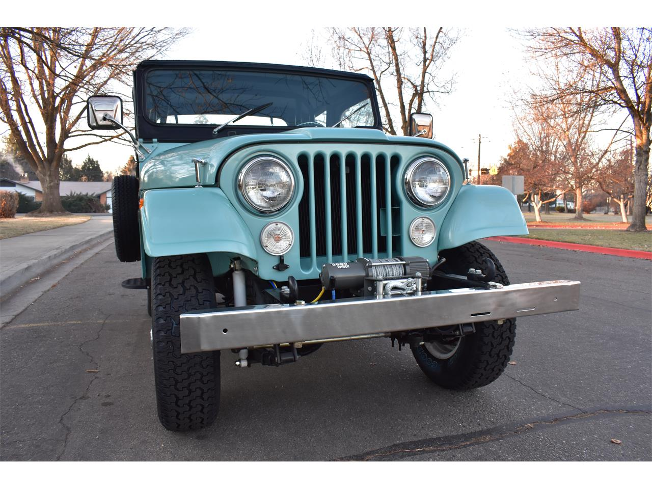 Large Picture of Classic 1970 Jeep CJ5 located in Boise Idaho Offered by Ross's Valley Auto Sales - PH4A