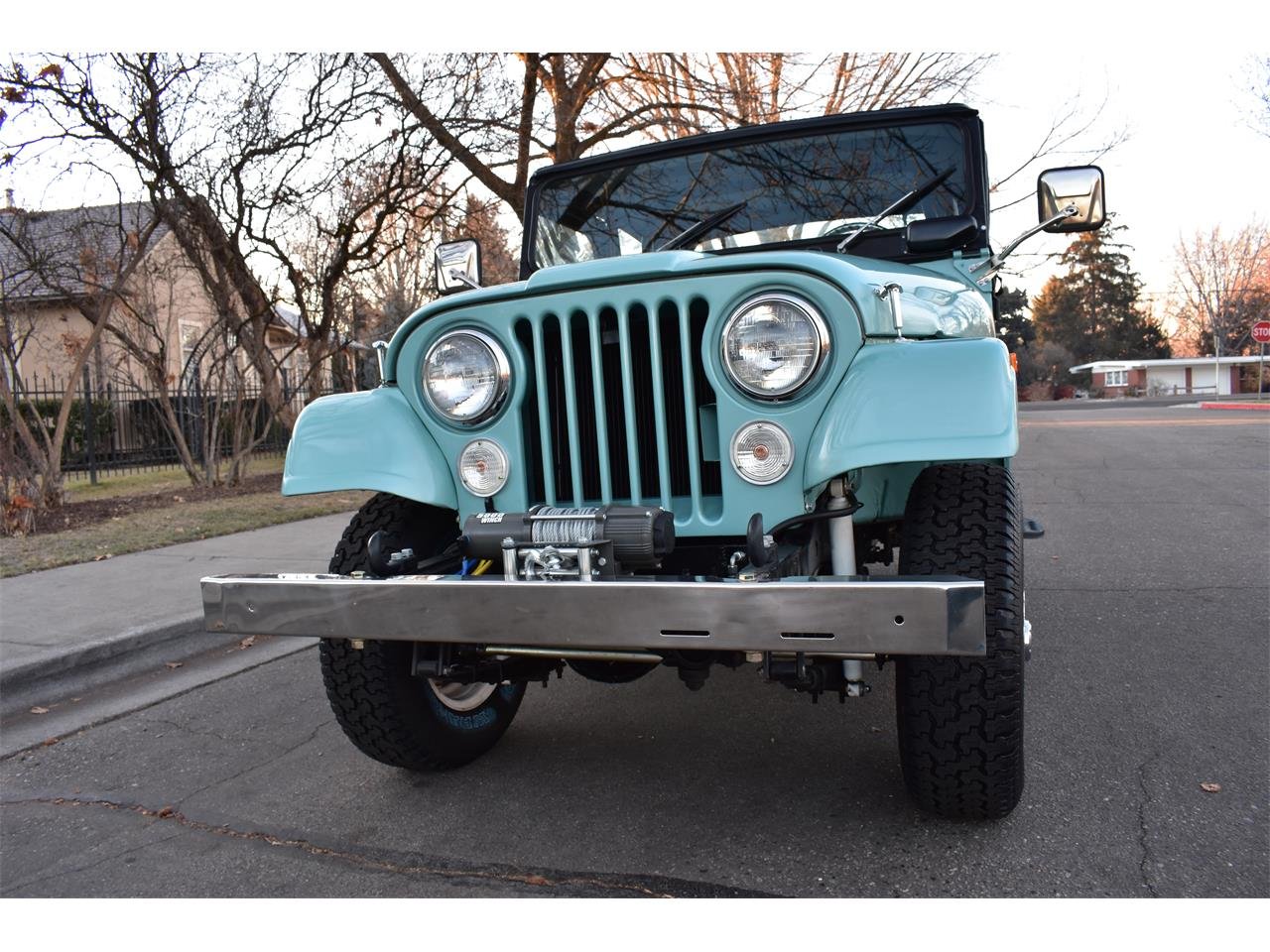Large Picture of 1970 Jeep CJ5 located in Boise Idaho Offered by Ross's Valley Auto Sales - PH4A