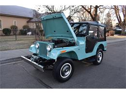 Picture of 1970 Jeep CJ5 Offered by Ross's Valley Auto Sales - PH4A