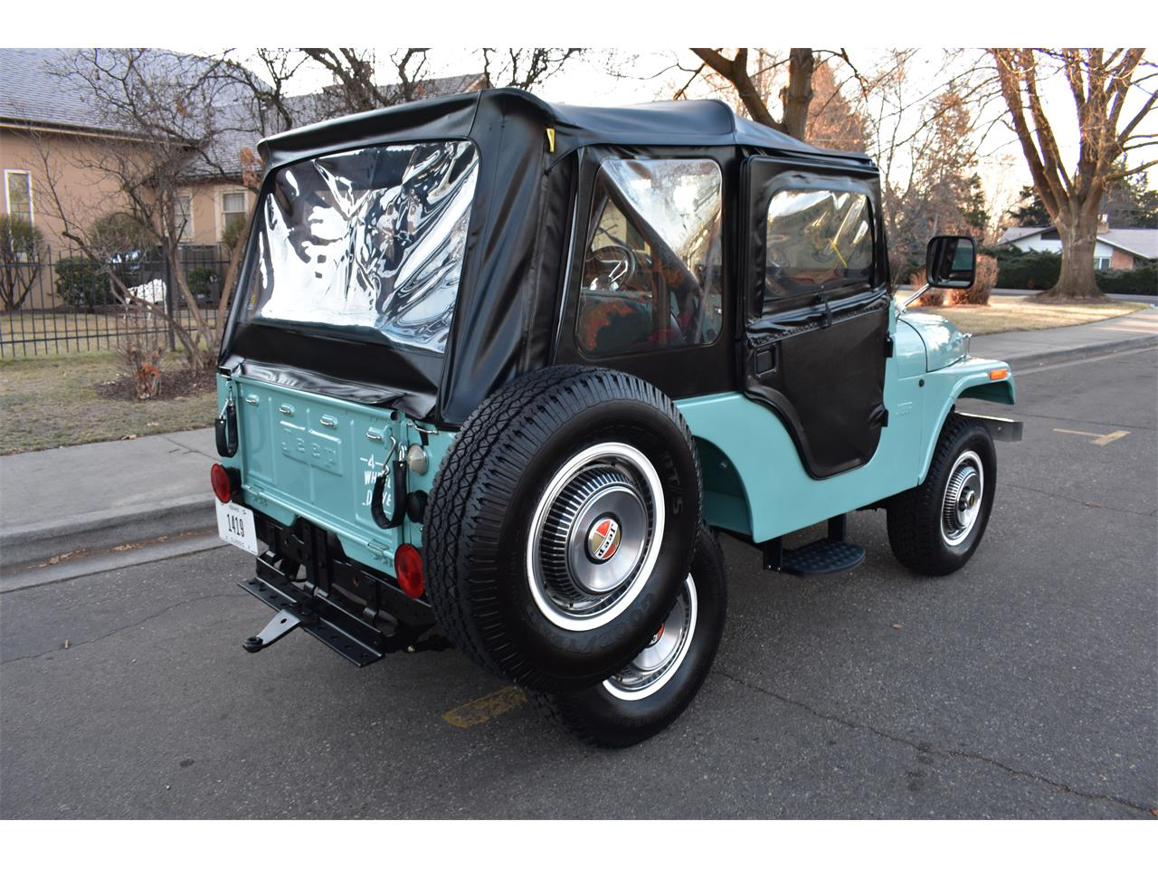Large Picture of Classic 1970 CJ5 located in Idaho - $18,900.00 - PH4A