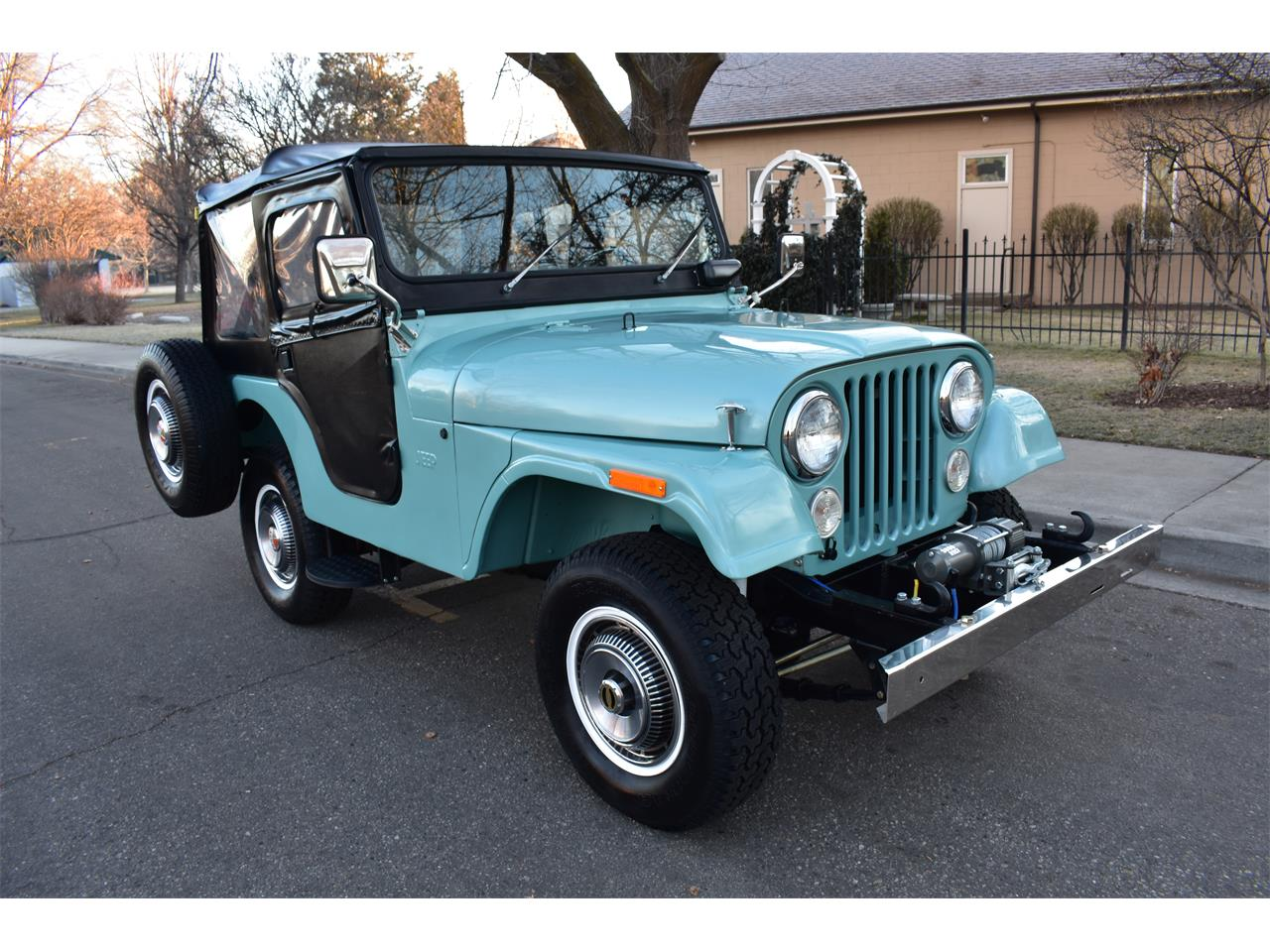 Large Picture of Classic '70 CJ5 located in Idaho Offered by Ross's Valley Auto Sales - PH4A