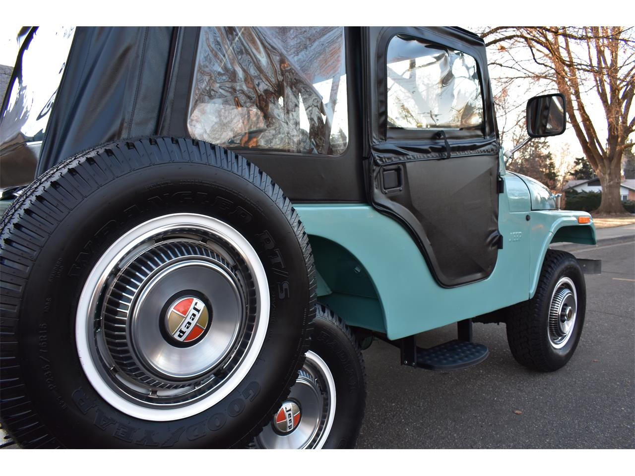 Large Picture of 1970 CJ5 located in Boise Idaho Offered by Ross's Valley Auto Sales - PH4A