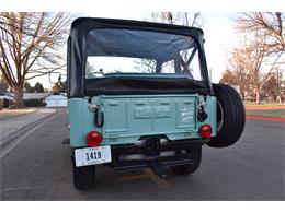 Picture of Classic 1970 Jeep CJ5 located in Idaho Offered by Ross's Valley Auto Sales - PH4A