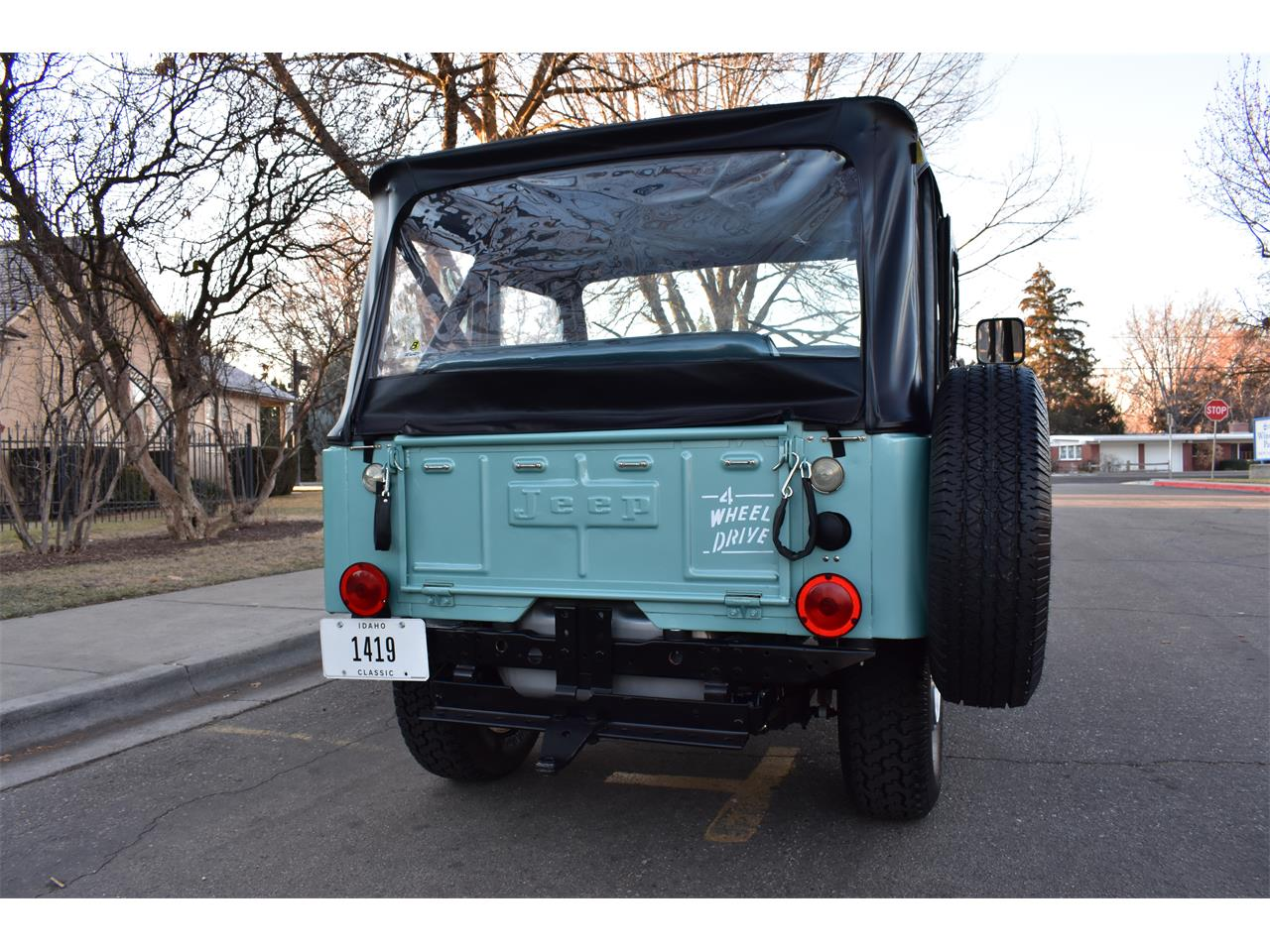 Large Picture of '70 Jeep CJ5 located in Boise Idaho - $18,900.00 Offered by Ross's Valley Auto Sales - PH4A