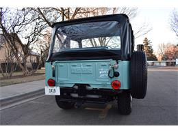 Picture of 1970 Jeep CJ5 located in Boise Idaho - $18,900.00 Offered by Ross's Valley Auto Sales - PH4A